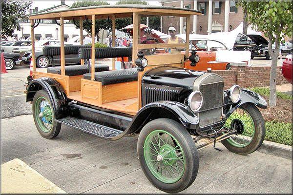1926 Ford Model T Depot Hack