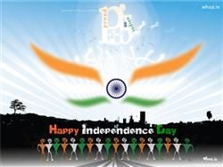 Happy Independence Day With Pround To Be An Indian HD Wallpaper,Independence Day Quotes HD Wallpaper,Independence Day…