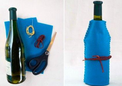 Ιδιαίτερα περιτυλίγματα για μπουκάλια | Small Things