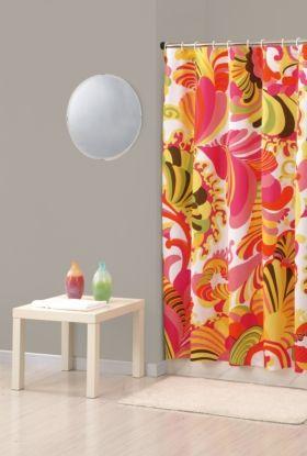 Coachella Shower Curtain