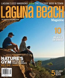 Enjoy nature and all that Laguna Beach has to offer with the best outdoor activities, foods that make you feel good, and 10 ways to relax and de-stress. Plus, the best beer selections in town, beachwear and banishing plastic bags. #Laguna #LagunaBeach #LagunaBeachMagazine #Magazine #Beach #California #OrangeCounty #Nature #Outdoors #Hiking #Surfing #Food #Dining #Cocktails #Relax #Travel #Beer #Fashion #Style #Design
