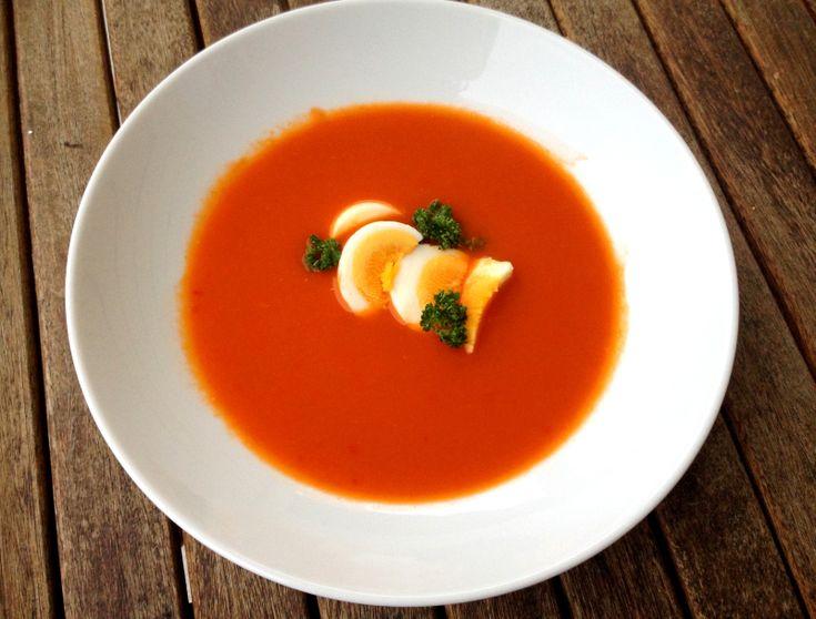 Heimelaga, smakfull tomatsuppe