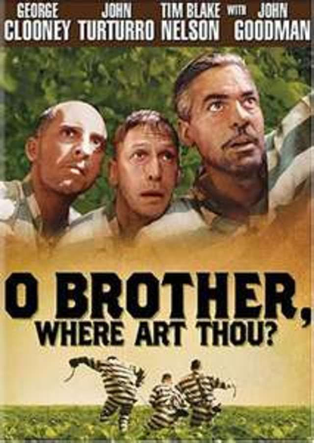 The Odyssey and O Brother, Where Art Thou?