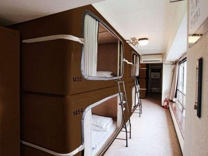 【横浜】カプセルホテルなのに素敵すぎ!清潔で快適なホテル施設7選