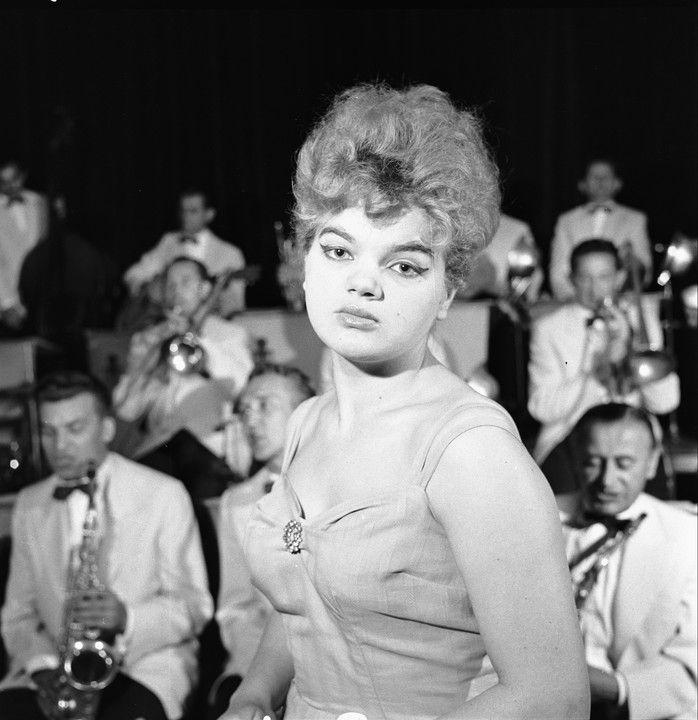 Sopot Festival za kulisami. Violetta Villas - 1961r.