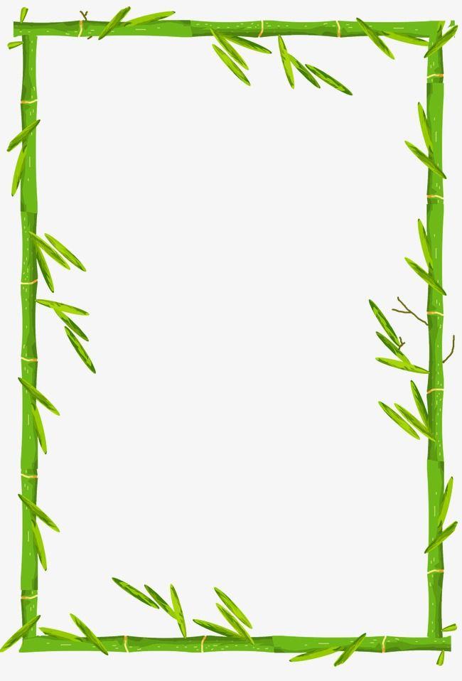 bamboo border  bamboo background photo frame images