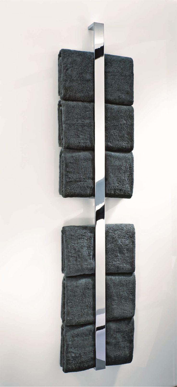 33 best Hotel Rack for Bathroom images on Pinterest | Towel racks ...