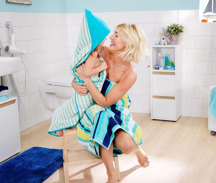 Dětský ručník s kapucí