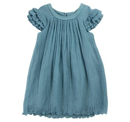 Reppeto dress, love the ruffles,use the green crepe in my closet