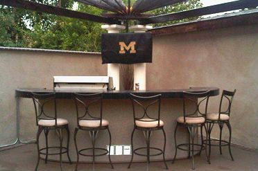 17 best images about custom outdoor tv grill covers