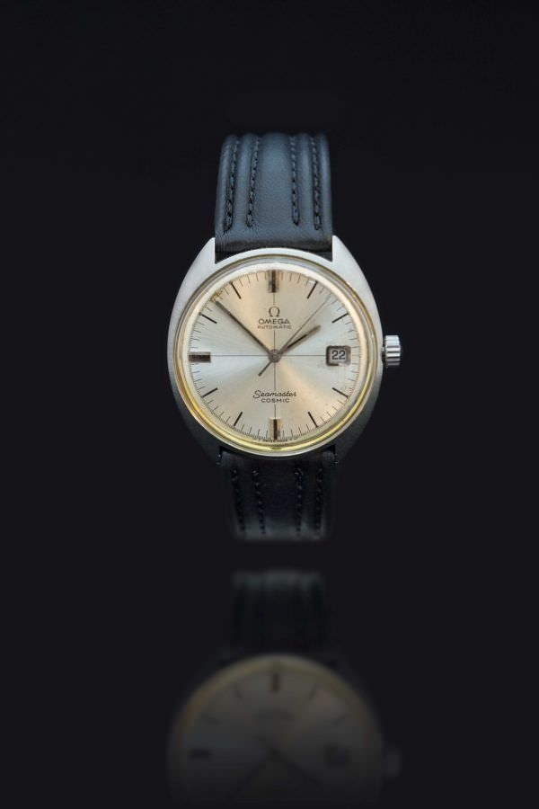 Omega Seamaster Cosmic Stainless Steel Automatic . 1970s  | Luxify | Luxury Within Reach