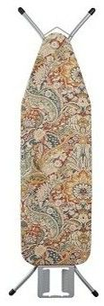 PB Ironing Board Cover, Celeste Damask, Red traditional ironing boards