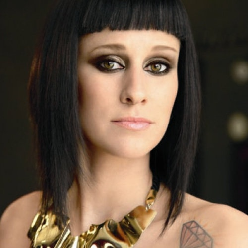DEV rocking fierce #bangs & #makeup - she's also coming to Chicago with ck color! For details visit the ULTA Facebook page.: Devin Star, Dev Rocking, Fierce Bangs, Makeup, It S Dev, Ck Color