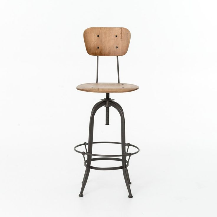 Four Hands Furniture Hughes Collection Jackson Barstool Available from House of Values Furniture