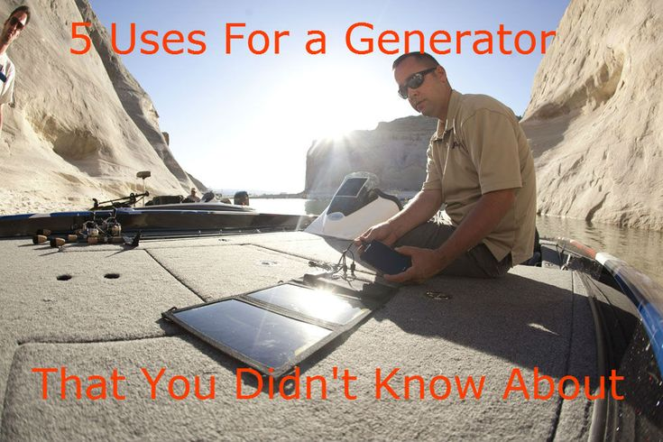 5 uses for a generator that you didn't know about + where to get cheap generators for 50% off! http://www.craftlikethis.com/5-uses-generator-didnt-know-plus-get-cheap-generators-50/
