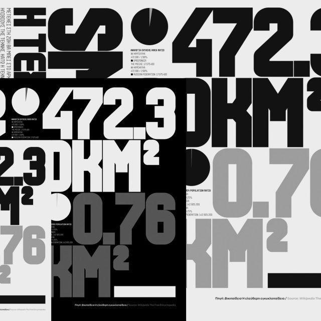 Dimitris Papazoglou / Greek Digital Font Library / Kamchatka / Typeface / 2008