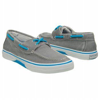 Famous Footwear - Mens Sperry Top-Sider Halyard Grey/Blue #ShopSouthlands