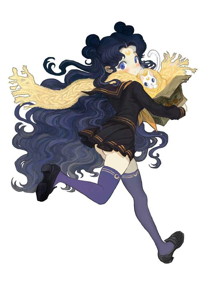 Sailor moon / Luna and Artemis                                                                                                                                                     More