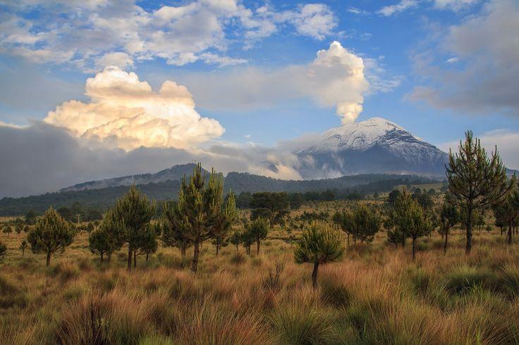 Parque Nacional Izta-Popo | Puebla, Morelos, Mexico by Matthias Huber on 500px