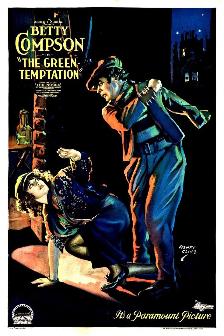 The Green Temptation Movie Poster http://ift.tt/2nyyDj3