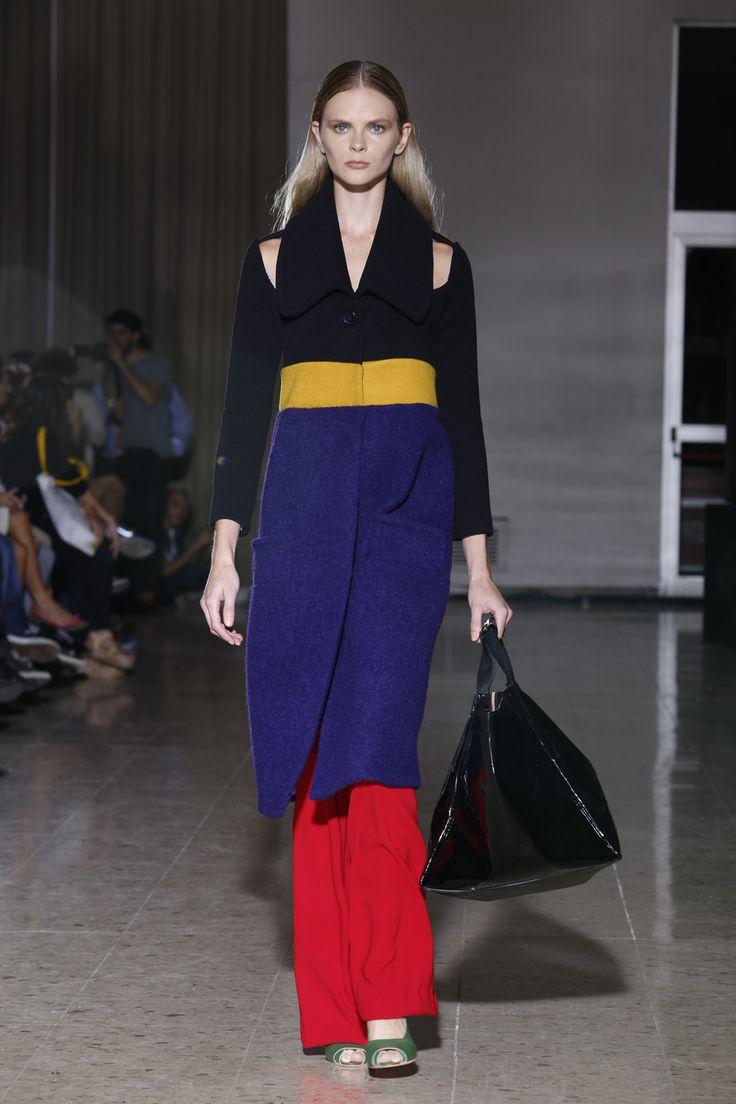 Garza Lobos O-I /FW 2014. Buenos Aires Fashion Week