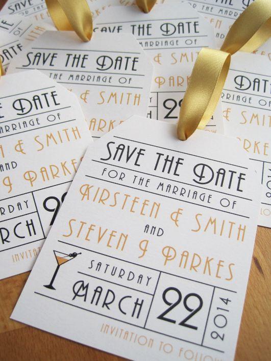 The 25 best Art deco font ideas – Art Deco Wedding Invitations Uk
