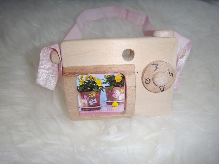 Dans ma boite aux lettres : Jouet en bois - Beige bois