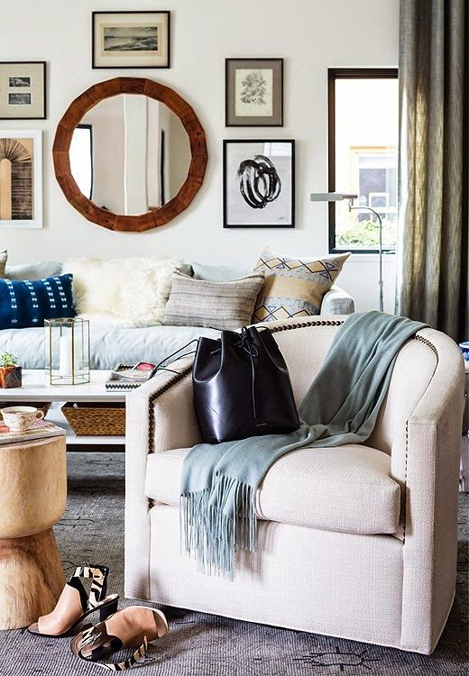 Honestly WTF Home Tour: Inside Erica Chan Coffmanu0027s Pad   Swivel Chair