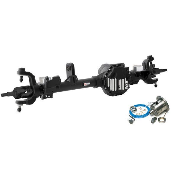 G2 Axle Gear Front Core 44 Axle Assembly With Arb Air Locker For