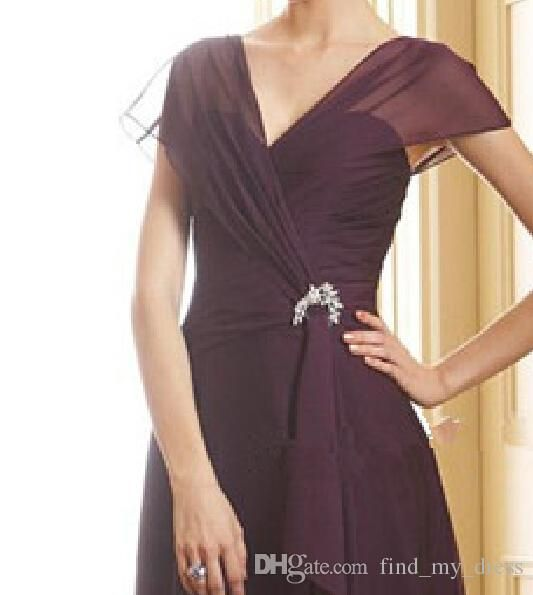 Never miss the chance to get the best mother of the bride suits,petite mother of the bride dressesand cheap mother of the bride dresses on DHgate.com. The cheap best selling 2017 tea length mother of the bride dresses burgundy chiffon cap sleeve v-neck sheath short ladies formal dress custom made m36 is for sale in find_my_dress and buy it now!
