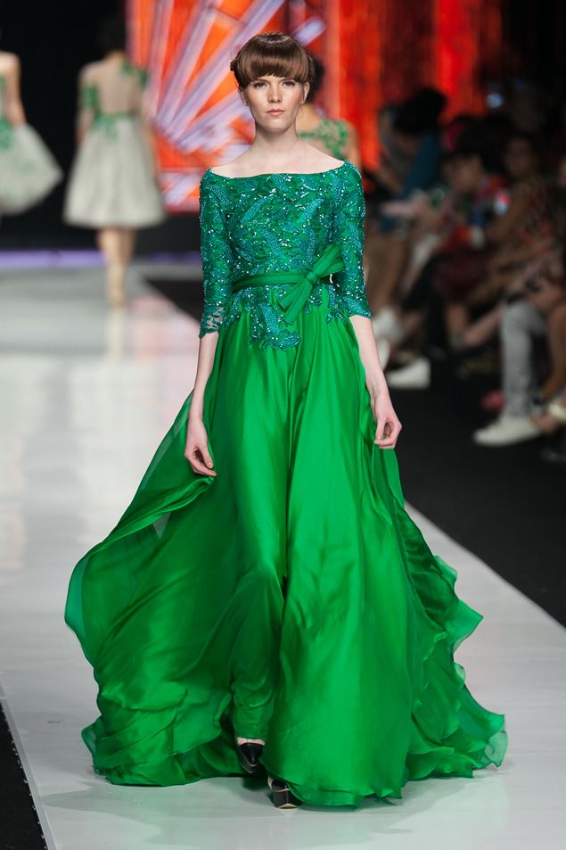 Jakarta Fashion Week 2014 – Ivan Gunawan – The Actual Style