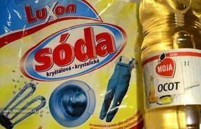 Účinný spôsob, ako vyčistiť práčku