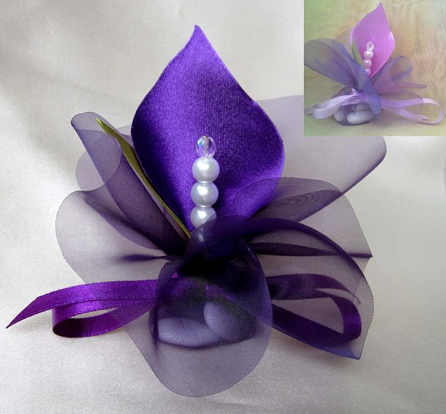 Pin By Creative Wedding Style On Purple Wedding Favors