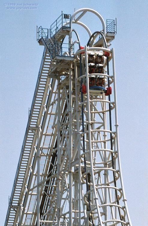 Ultra Twister - Six Flags AstroWorld (Houston, Texas, USA)