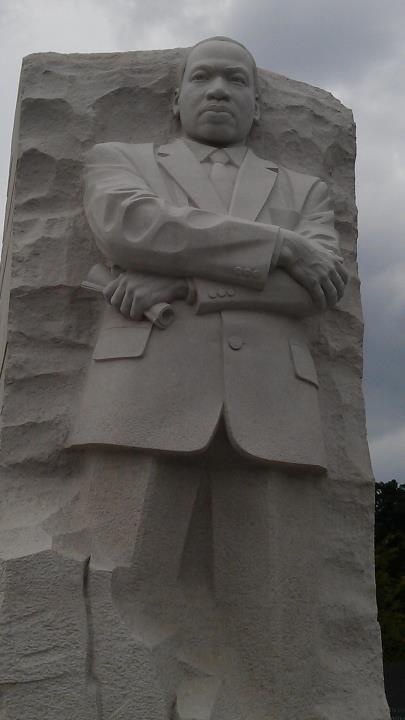MLK Memorial Washington DC