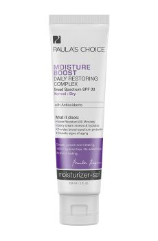 Moisture Boost Daily Restoring Complex with SPF30