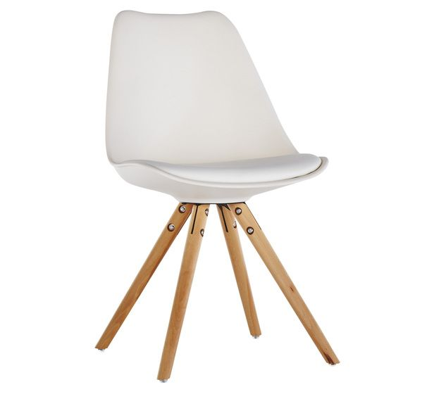 Fantastic Furniture Chair In White And Black