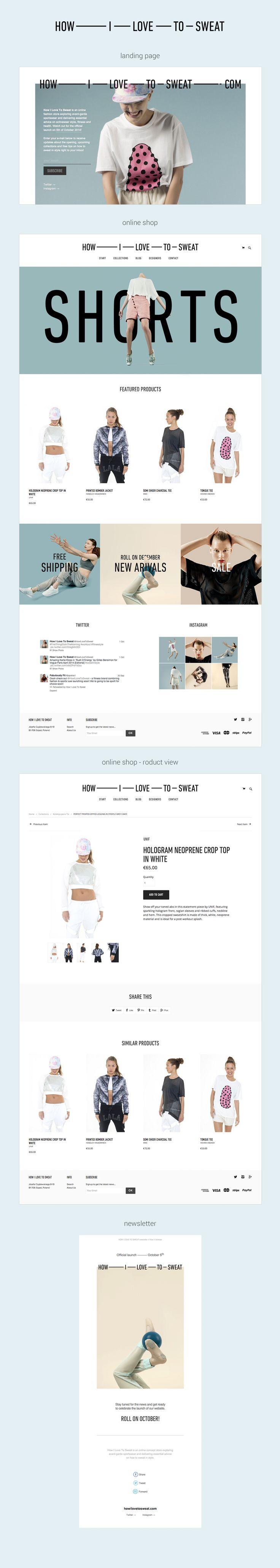 HILTS website and webshop