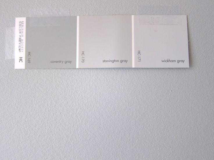 Stonington gray bm hc 170 gray blank canvas and canvases for Stonington gray benjamin moore