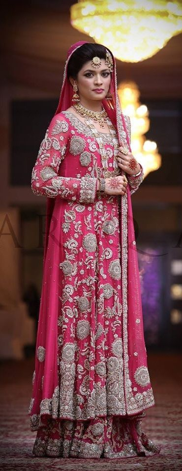 Pakistani real bride