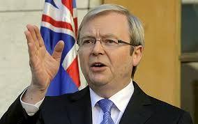 Kevin Rudd Australian Prime Minister