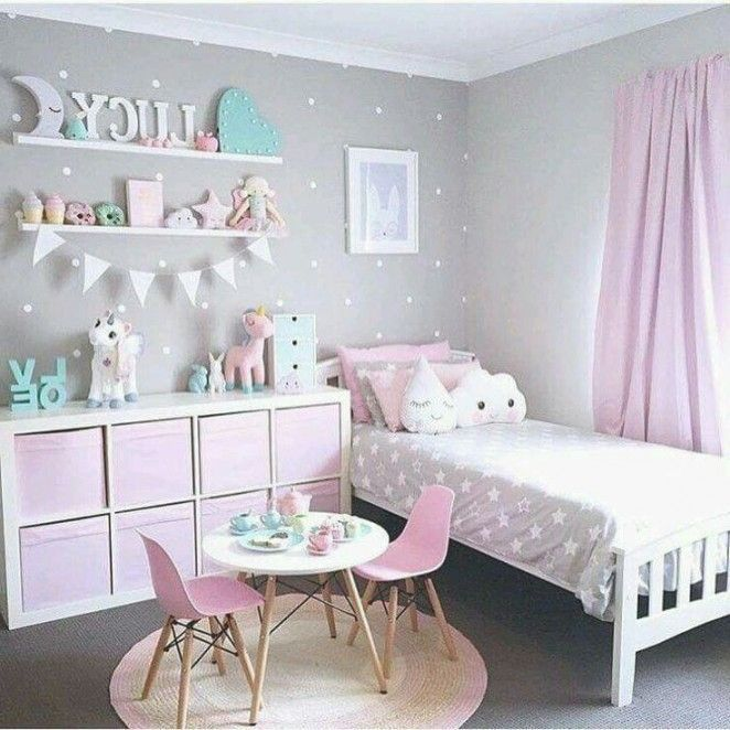 Get Some Amazing Toddler Girl Bedroom Ideas With Images