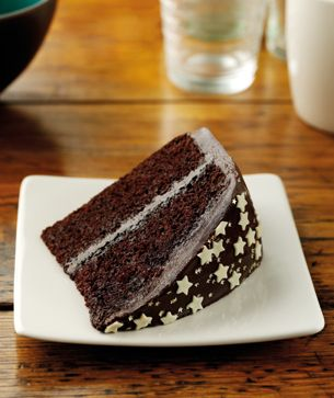 Starbucks chocolate cake