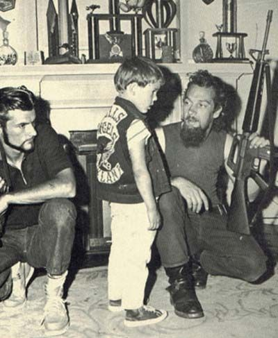 Sonny Barger r And Some Lucky Kid Bikes Pinterest