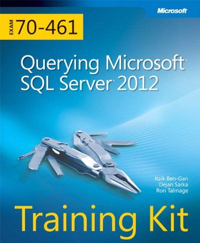 sql server 2012 performance tuning book