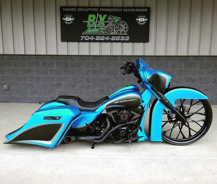 Built by  @thebikeexchange #baggermilitia #militiaindustries