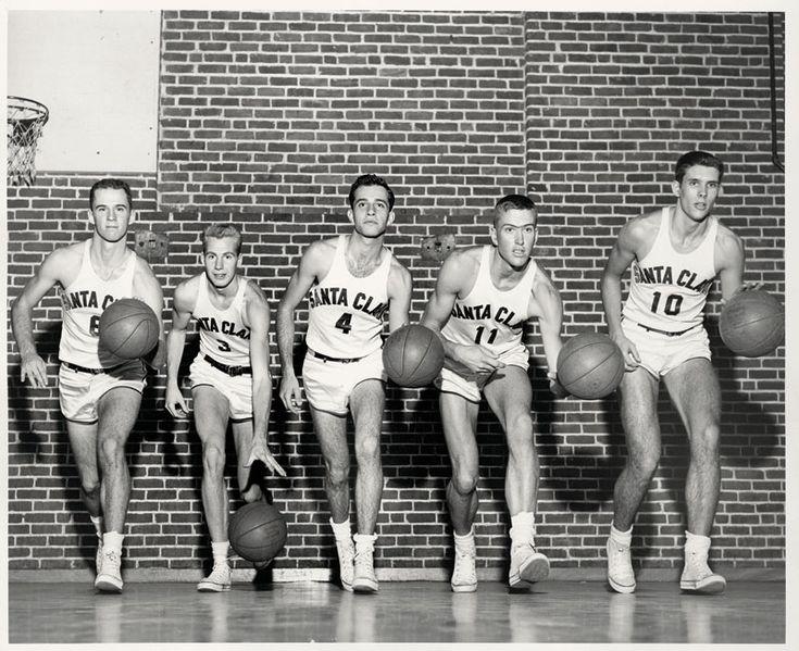 SCU Men's Basketball in the 1950s