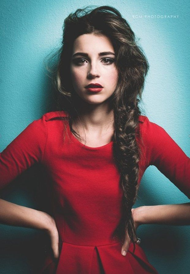 hair styles for long hair ---- can I be her please?