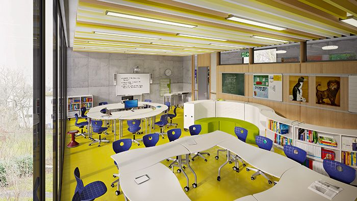 VS   Design partners   School and office furniture