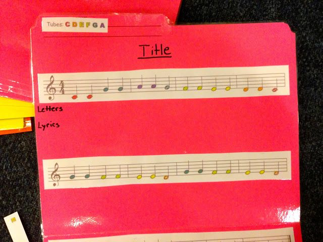Elementary Music Resources: Boomwhackers